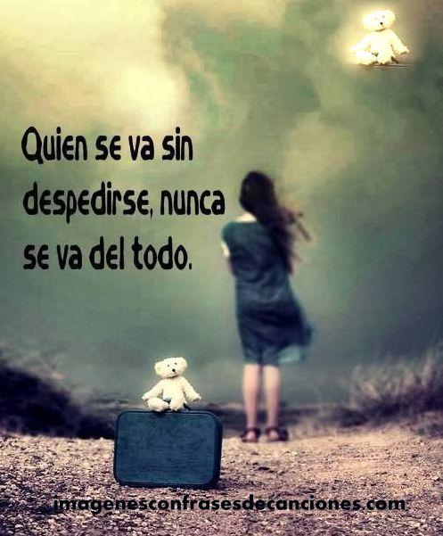 Frases De Despedida A Un Amor Imposible Alcirablog